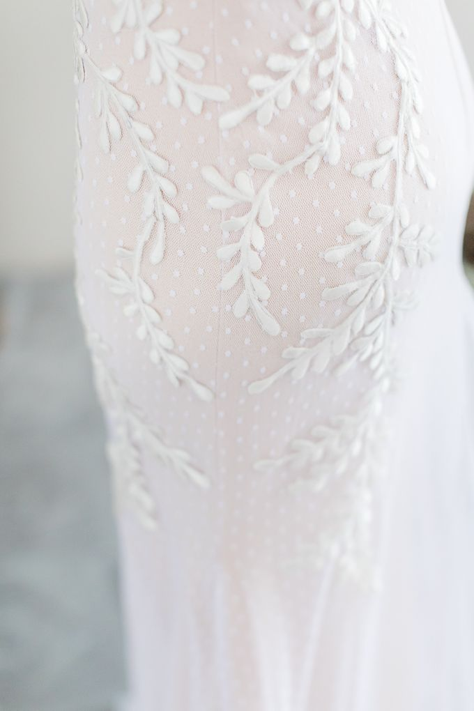 BRIDAL GOWN DETAIL by Steph Tan Couture - 003