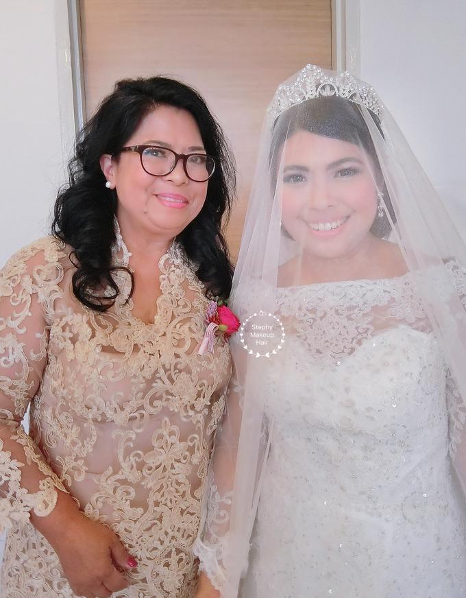 Indonesian RS | Royal Wedding church by Stephy Ng Makeup and Hair - 010