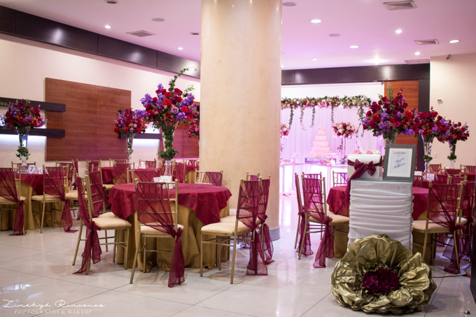Services and decor by STEVEN DIAZ PLANNER - 003