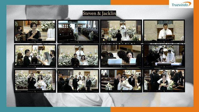 Steven & Jacklin Virtual Online Wedding Live Streaming Holy Matrimony by Truevindo - 001