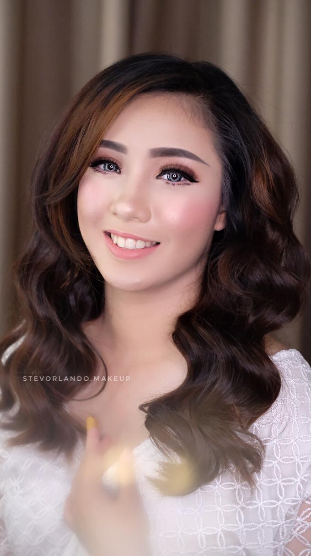 Sister of Bride Makeup by StevOrlando.makeup - 002