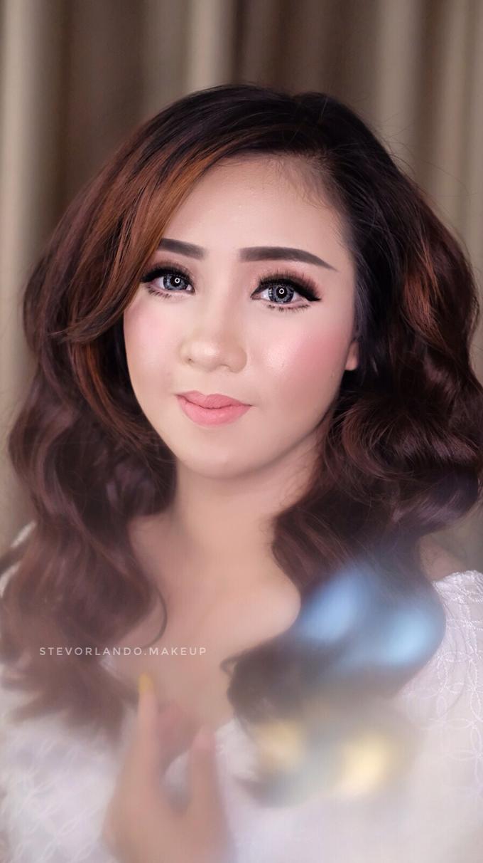 Sister of Bride Makeup by StevOrlando.makeup - 001
