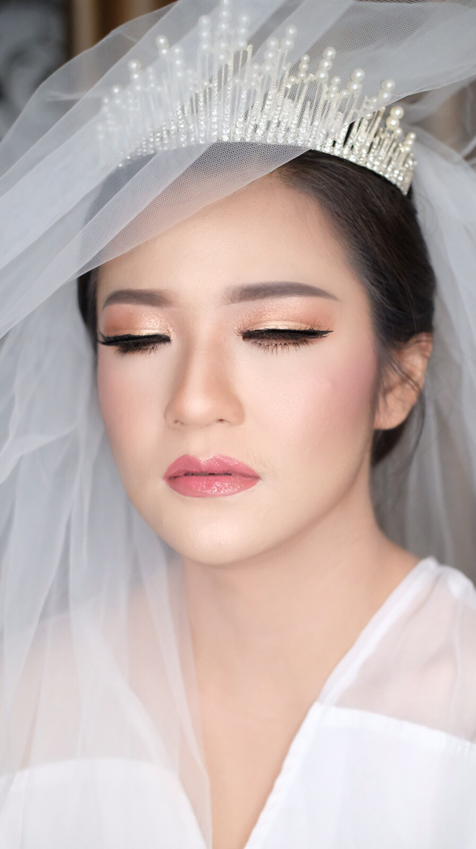 Morning Beauty Clean Makeup Wedding by StevOrlando.makeup - 003