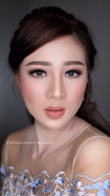 Sister of Bride Makeup by Stevanie Orlando by StevOrlando.makeup - 002