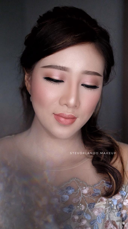 Sister of Bride Makeup by Stevanie Orlando by StevOrlando.makeup - 001
