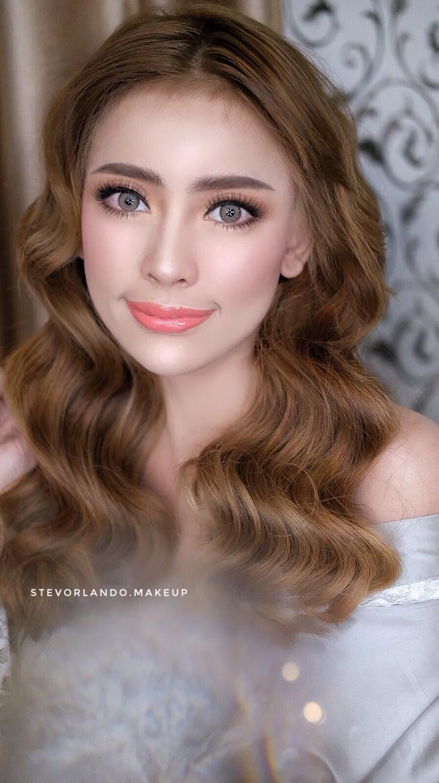 Sister of Bride Makeup for Ms. Lian by StevOrlando.makeup - 001