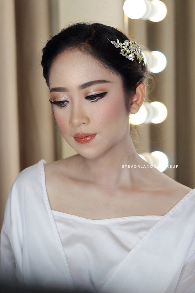 Sister Of Bride Makeup for Miss Chelline by StevOrlando.makeup - 001