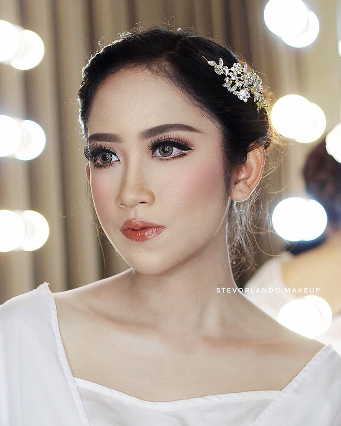Sister Of Bride Makeup for Miss Chelline by StevOrlando.makeup - 003