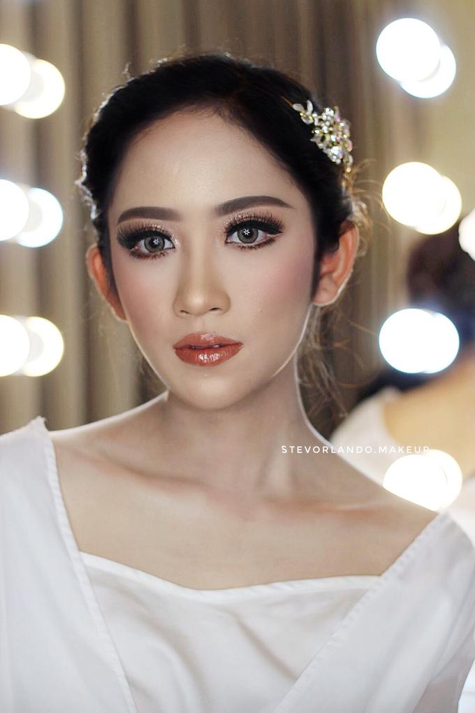 Sister Of Bride Makeup for Miss Chelline by StevOrlando.makeup - 002