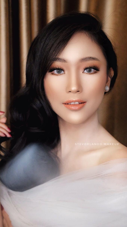 Wedding Thailand Makeup Looks for Ms. Joan by StevOrlando.makeup - 003
