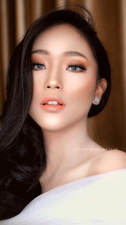 Wedding Thailand Makeup Looks for Ms. Joan by StevOrlando.makeup - 001