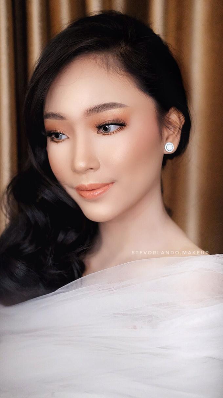 Wedding Thailand Makeup Looks for Ms. Joan by StevOrlando.makeup - 002