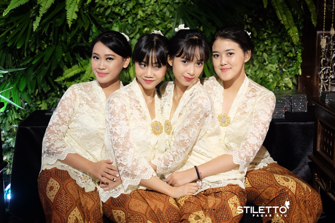Traditional wedding / wedding adat by STILETTO PAGAR AYU - 003