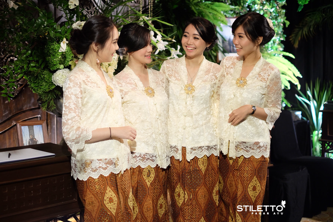 Traditional wedding / wedding adat by STILETTO PAGAR AYU - 004