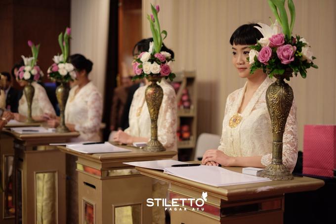 Traditional wedding / wedding adat part II by STILETTO PAGAR AYU - 015