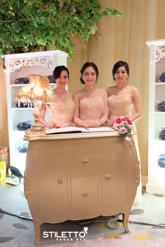 Wedding 2018 ( part 1) by STILETTO PAGAR AYU - 006