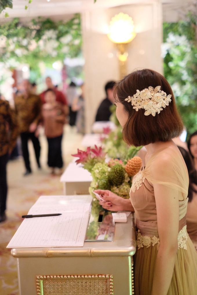 Wedding 2018 ( part 1) by STILETTO PAGAR AYU - 008
