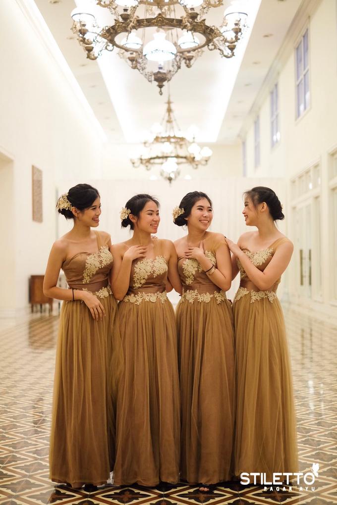 Wedding 2018 ( part 1) by STILETTO PAGAR AYU - 010