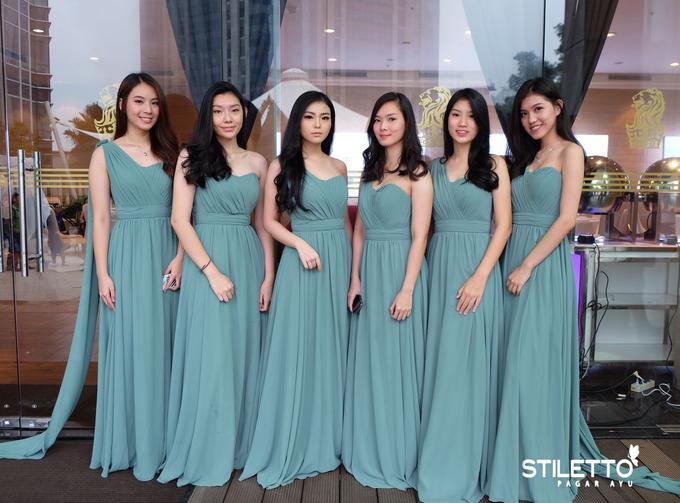 Wedding 2018 ( part 1) by STILETTO PAGAR AYU - 011