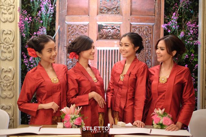 Traditional wedding / wedding adat part II by STILETTO PAGAR AYU - 018