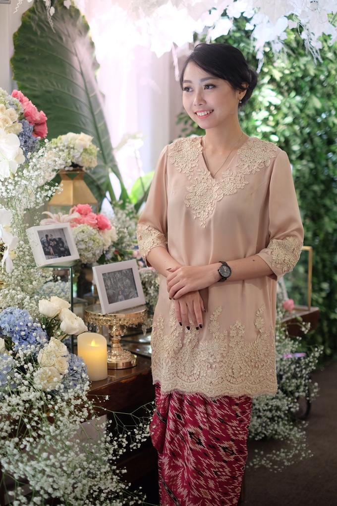 Traditional wedding / wedding adat part II by STILETTO PAGAR AYU - 020