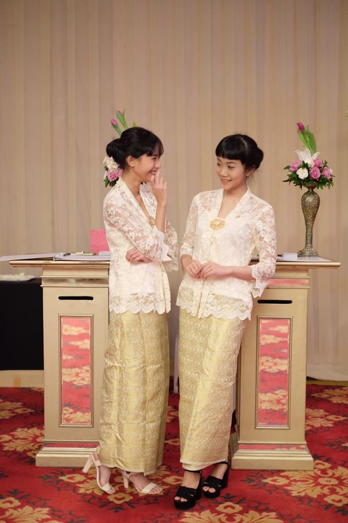 Traditional wedding / wedding adat part II by STILETTO PAGAR AYU - 021