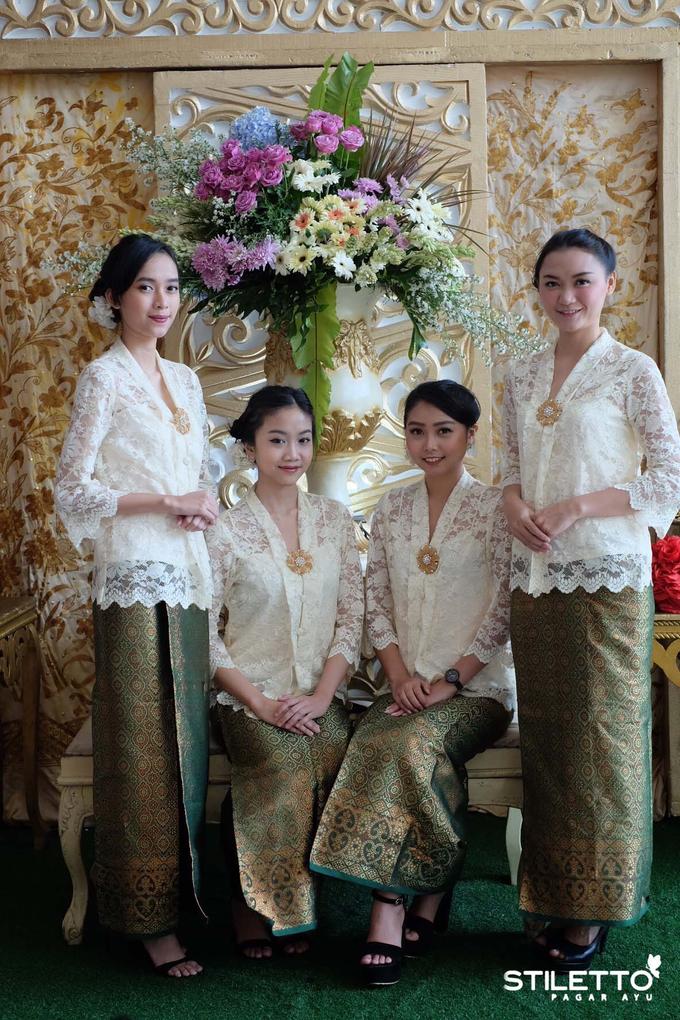 Traditional wedding / wedding adat part II by STILETTO PAGAR AYU - 022