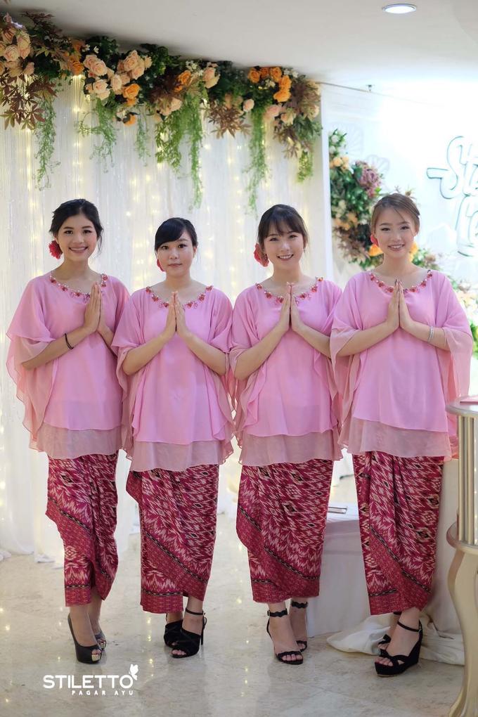 Traditional wedding / wedding adat part II by STILETTO PAGAR AYU - 023