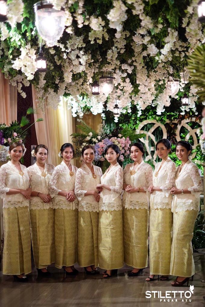 Traditional wedding / wedding adat part II by STILETTO PAGAR AYU - 024