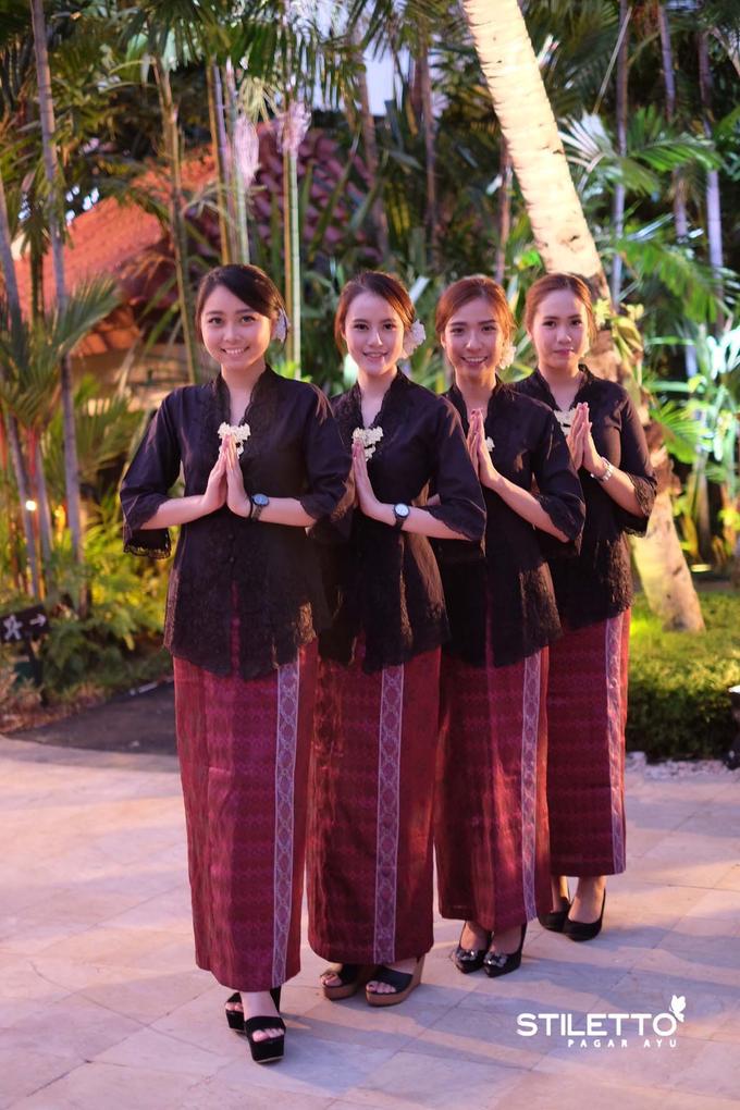 Traditional wedding / wedding adat part II by STILETTO PAGAR AYU - 025