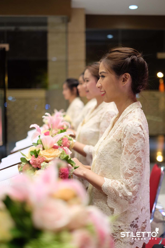 Traditional wedding / wedding adat part II by STILETTO PAGAR AYU - 026