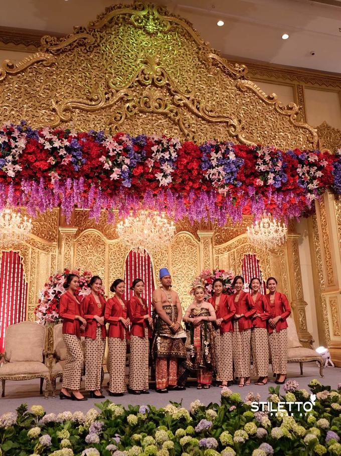 Traditional wedding / wedding adat part II by STILETTO PAGAR AYU - 028