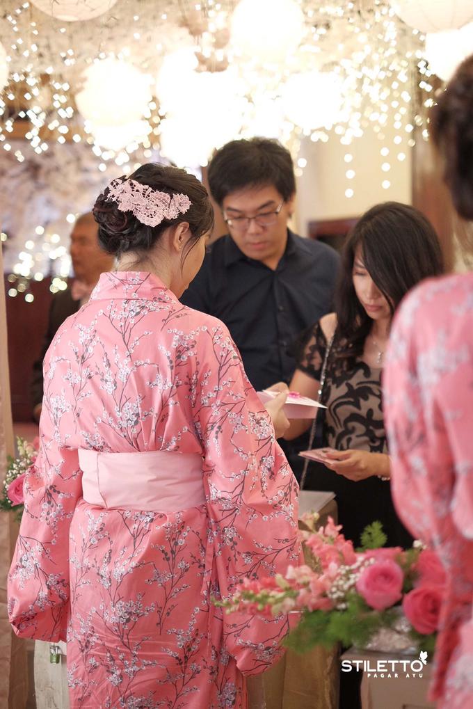 Wedding 2018 ( part 1) by STILETTO PAGAR AYU - 004