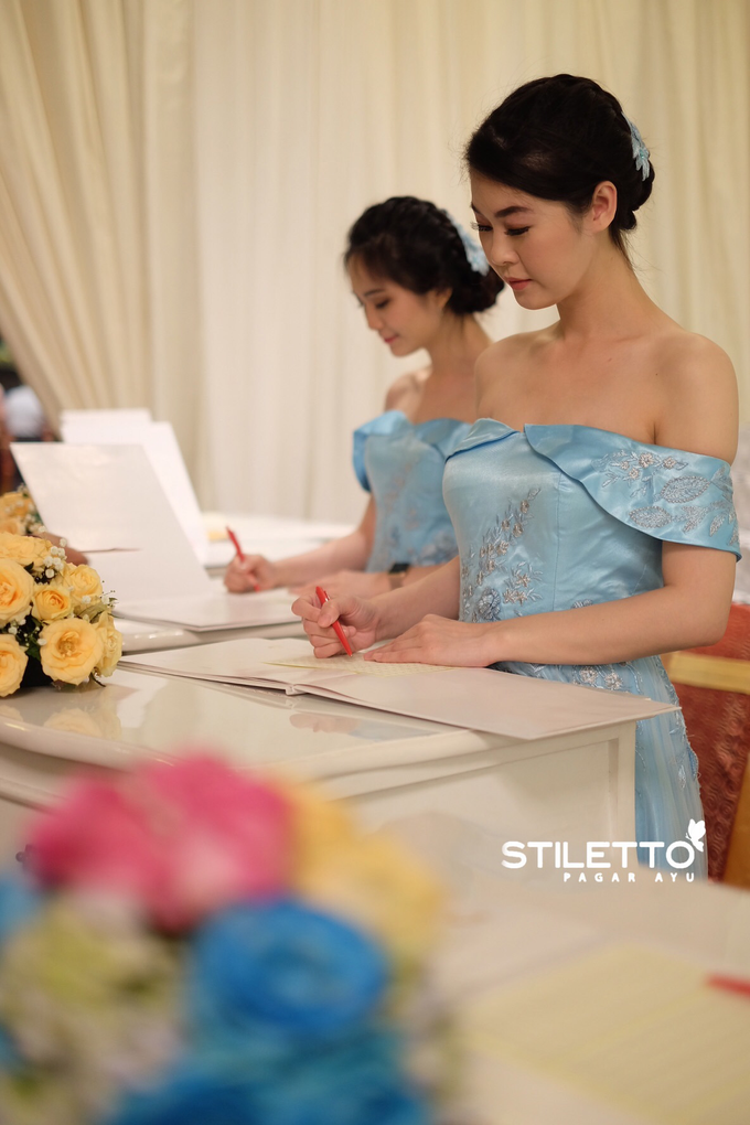 Wedding 2018 ( part 1) by STILETTO PAGAR AYU - 021