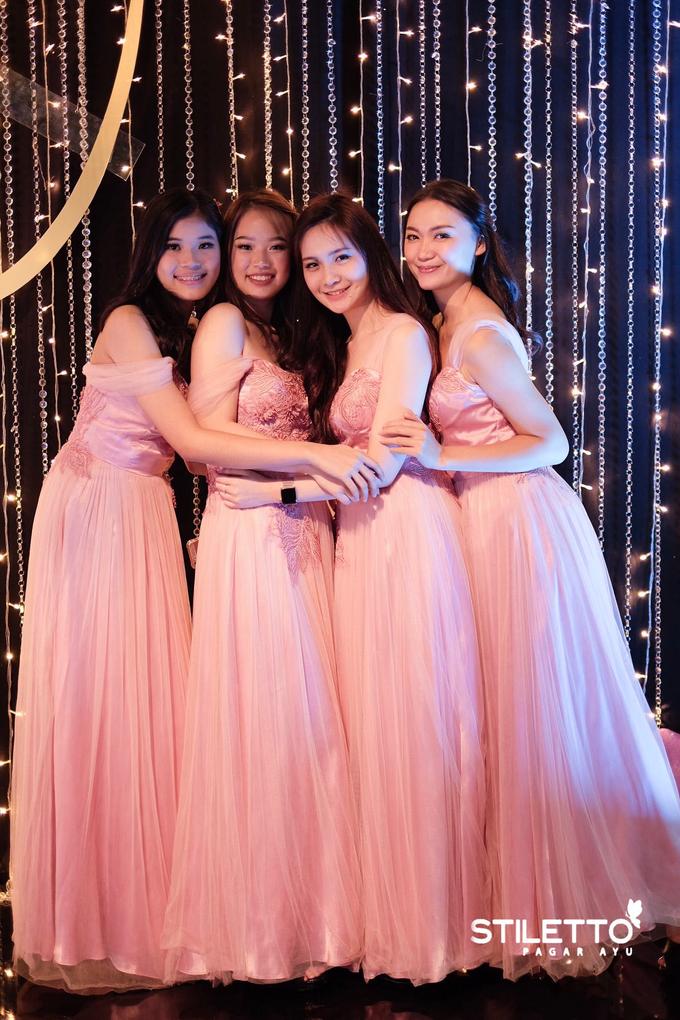 Wedding 2018 ( part 1) by STILETTO PAGAR AYU - 028