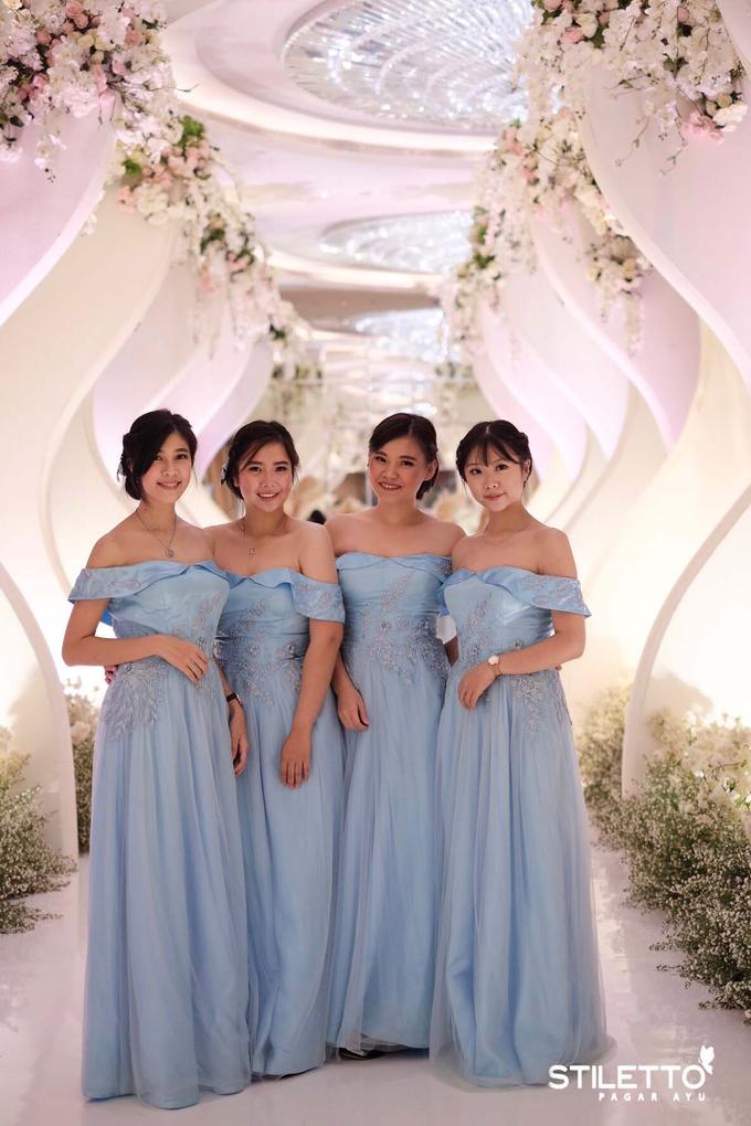 Wedding 2018 ( part 1) by STILETTO PAGAR AYU - 030
