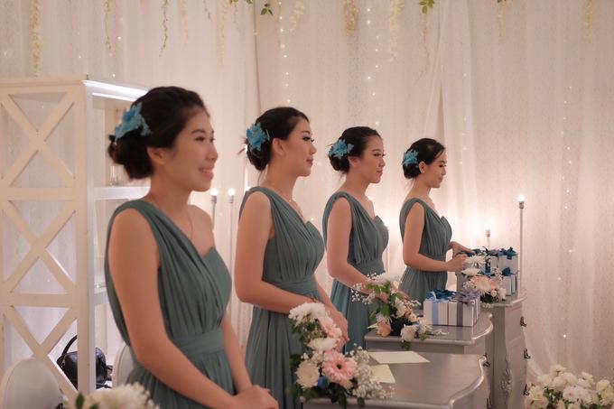 Wedding 2018 ( part 1) by STILETTO PAGAR AYU - 047
