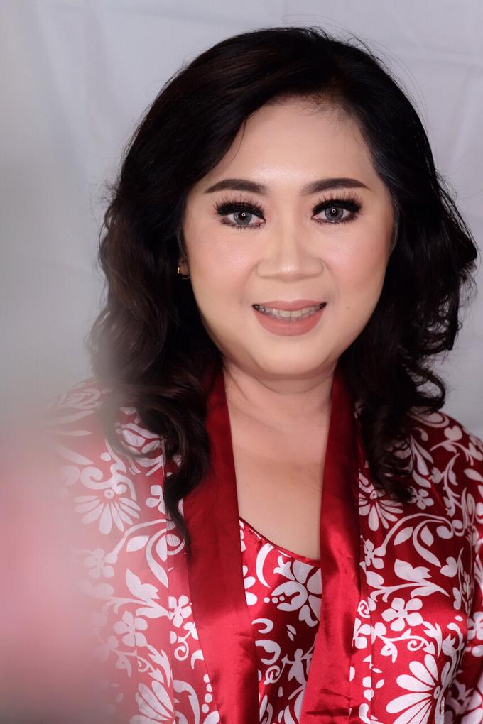 MAke up hair do  by STILETTO PAGAR AYU - 012
