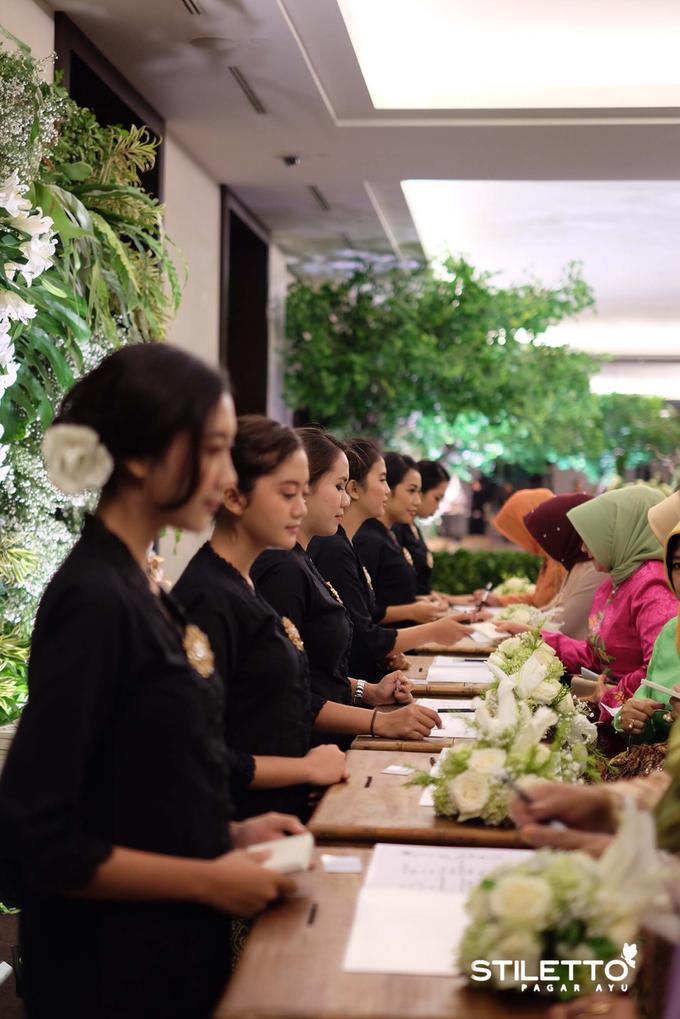 Traditional wedding / wedding adat part II by STILETTO PAGAR AYU - 030