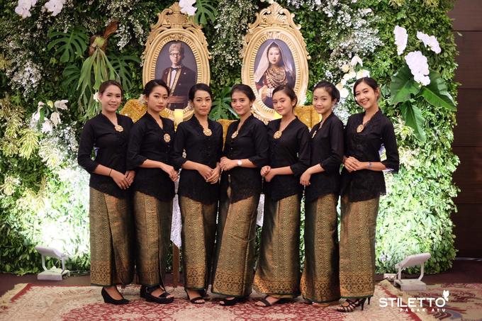 Traditional wedding / wedding adat part II by STILETTO PAGAR AYU - 031