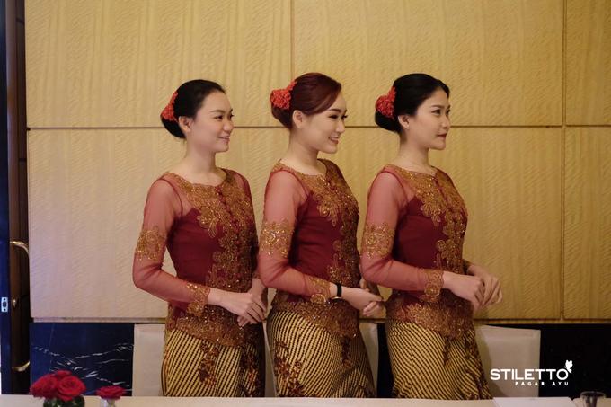 Traditional wedding / wedding adat part II by STILETTO PAGAR AYU - 033