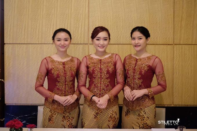 Traditional wedding / wedding adat part II by STILETTO PAGAR AYU - 034