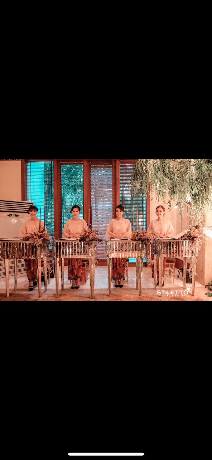 Wedding 2019 ( Part I )  by STILETTO PAGAR AYU - 030