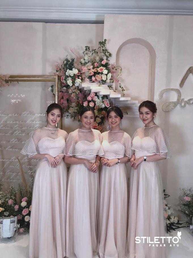 Wedding before PSBB by STILETTO PAGAR AYU - 005
