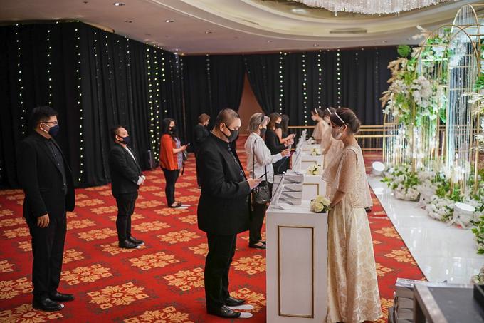 New normal wedding  by STILETTO PAGAR AYU - 003