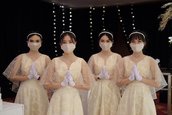 New normal wedding  by STILETTO PAGAR AYU - 006