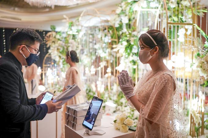 New normal wedding  by STILETTO PAGAR AYU - 008