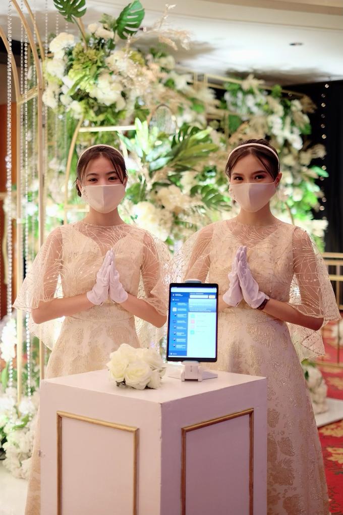 New normal wedding  by STILETTO PAGAR AYU - 007