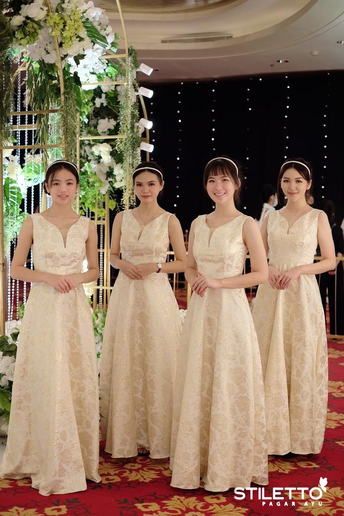 Wedding before PSBB by STILETTO PAGAR AYU - 010