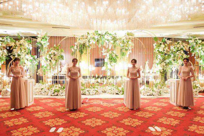 Wedding before PSBB by STILETTO PAGAR AYU - 011